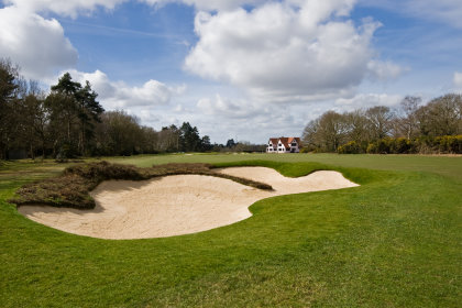 18th Hole Ipswich Golf Club