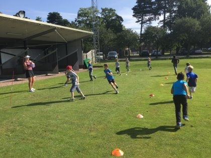Junior Golf session at The Belfry Academy