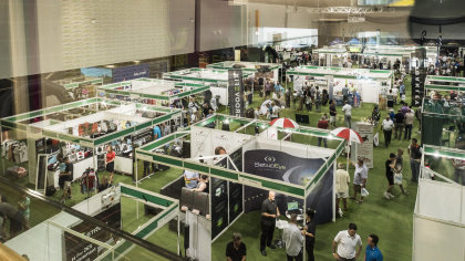 London Golf Show, Bluewater August 2016