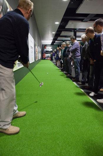 London Golf Show 2015