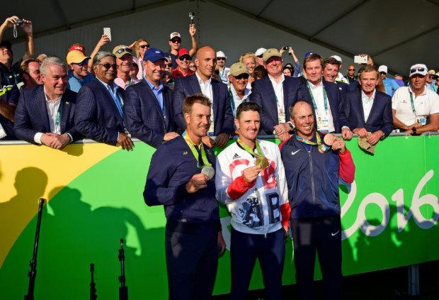 Olympic medal winners