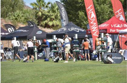 PGA Outdoor Demo Experience Las Vegas 2016