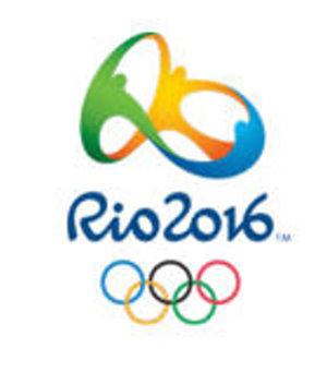 Rio 20!6 Olympic logo