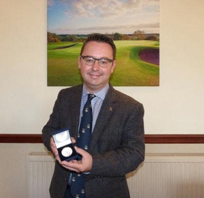 Roger McStravick,WINNER - USGA's Herbert Warren Wind Book Award 2015;WINNER - British Golf Collectors' Society Murdoch Medal 2016;SHORTLISTED - Cross Sports Book Award 2016