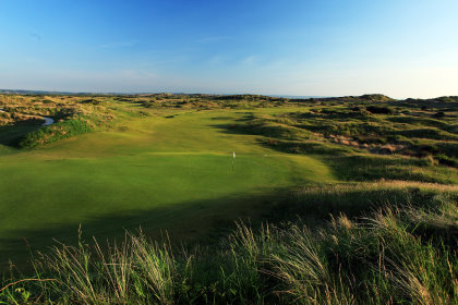 Saunton's East Course (David Cannon/Getty Images)