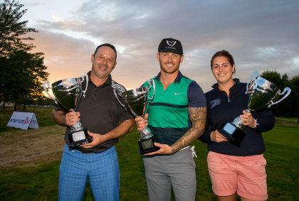 American Golf long driver winners 2016