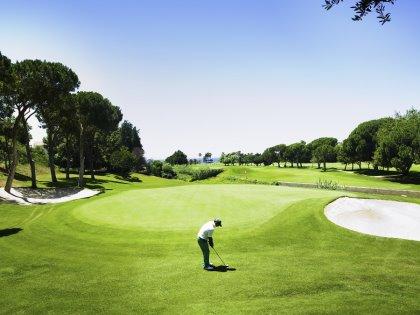 Sergio de Cespedes en Río Real Golf Hotel Marbella