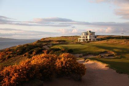 Castle Stuart Golf Links 9th Green