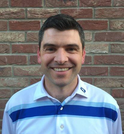 Dunston Hall director of golf Tom Turner