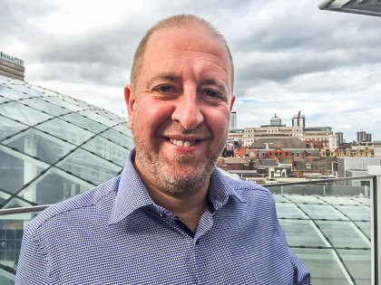 Richard Butler is GMG's new Regional Director for East, South and West Yorkshire
