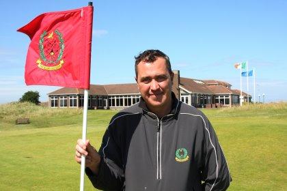 David Edmondson, Links Superintendent at the Island Golf Club
