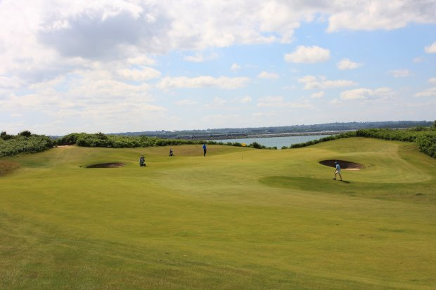 Praxys Makes Perfect at the Island Golf Club