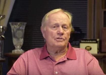 Jack Nicklaus talks about Hoylake Golf Resort below