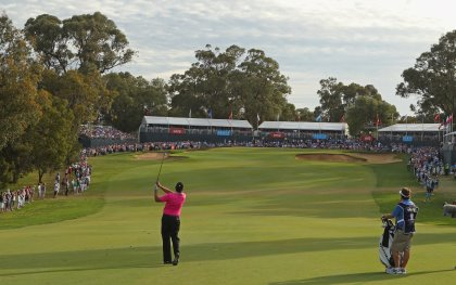 18th hole at Lake Karrinyup (Getty Images)