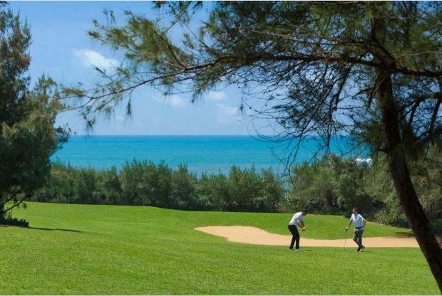 Shangri-La Hambantota's new 18-Hole Golf Course