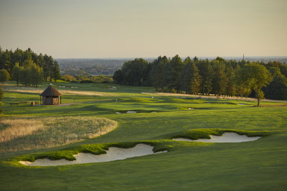 The Downs - 7th hole (Paul Severn)