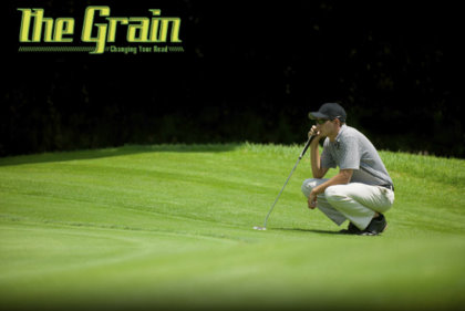 The Grain is Golf Media Network's flagship digital golf magazine, published seven times per year