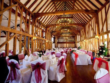 The Essex Barn wedding venue