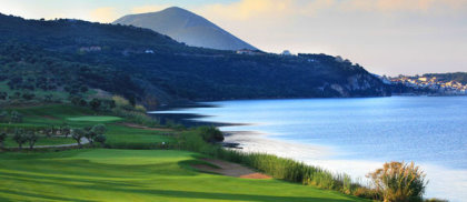 The Bay Course at Costa Navarino, the setting for Round 02 of the 2017 Messinia Pro-Am