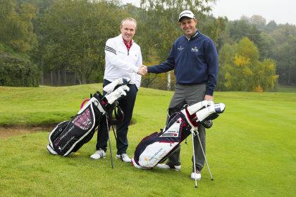 Tony Judge and David Howell
