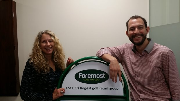 Angela Marshall is the new Head of Ecommerce and Alfonso Castaneda joins as Head of Digital