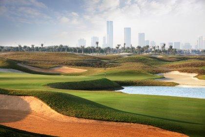 #18 Saadiyat Beach Golf Club