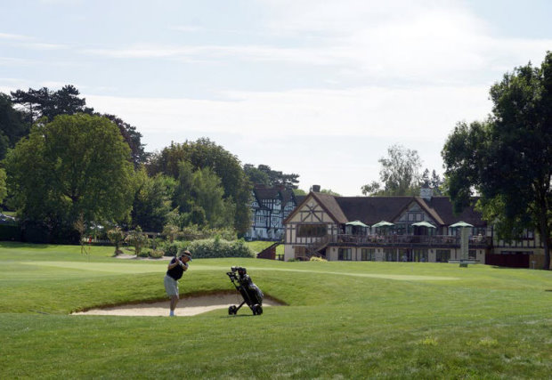 The Springs Golf Club in south Oxfordshire
