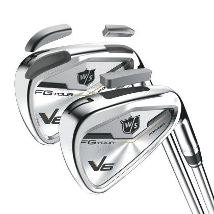 Wilson FG Tour V6 4 and 7 Iron