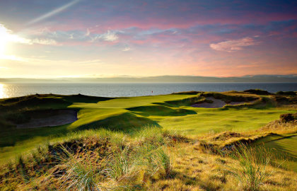 ICL relieves the stress at Castle Stuart Golf Club