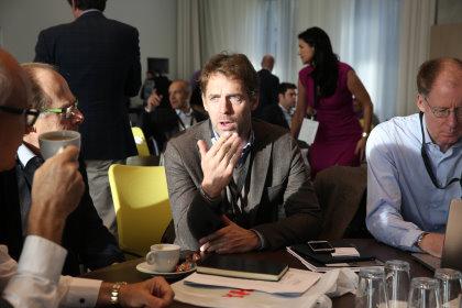 EGCOA Conference delegates