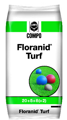 IBDU based slow release fertilisers such as Floranid Turf have a significantly higher nitrogen activity index compared to BU based products