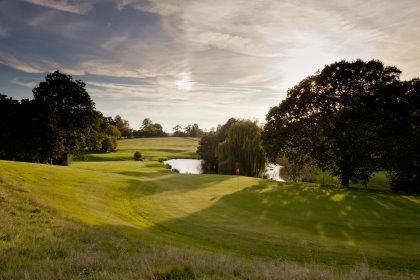 Hole 11, Hever Castle Golf Club