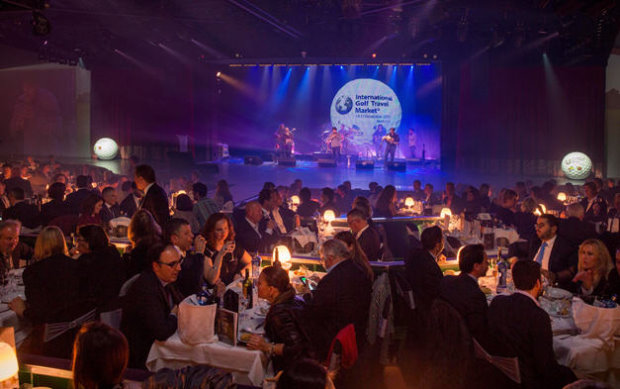 IAGTO Awards guests enjoyed a glittering evening in the world-famous Son Amar Auditorium near Palma, Mallorca, bringing a close to another successful IGTM event