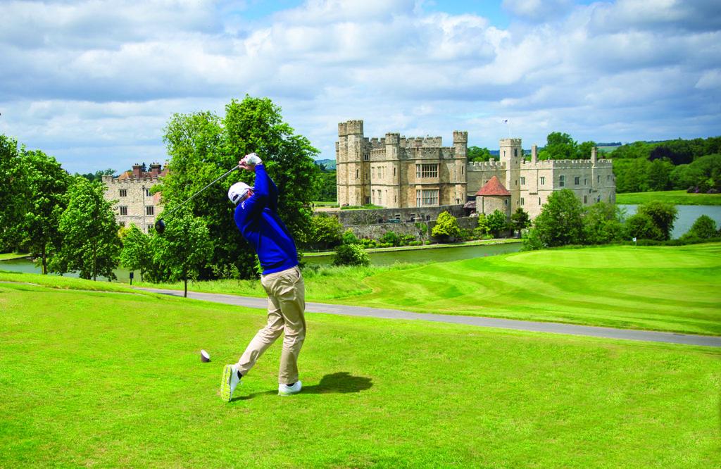 Leeds Castle Golf Club, Kent