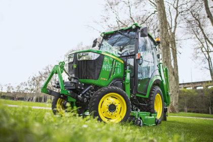 New John Deere 2036R compact tractor