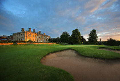 QHotels' Oulton Hall, one of the six resorts at which the offer is available