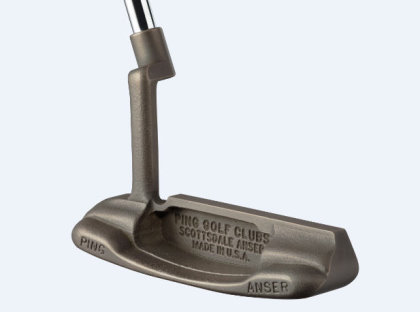 PING anniversary putter