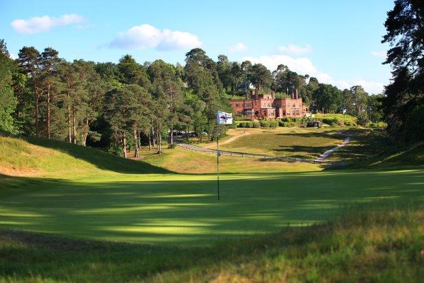St. George's Hill Golf Club in Surrey
