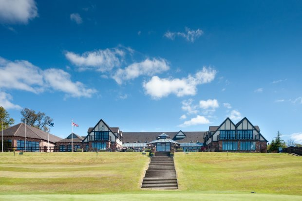 Woodbury Park Hotel, Golf and Country Club
