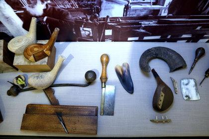 Ancient golf tools