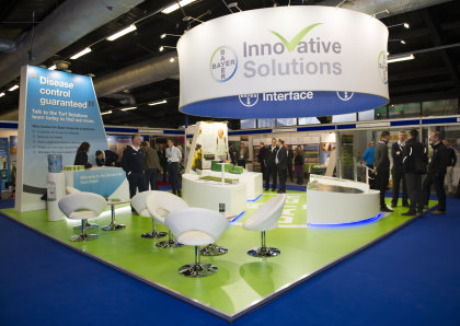 Bayer at BTME 2016