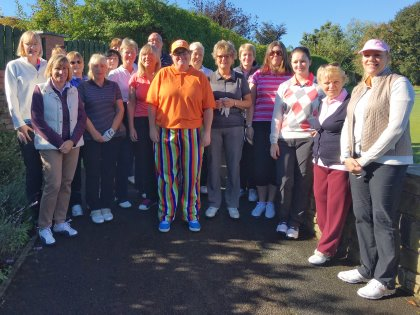 The 125 Club at Grange Park Golf Club in St Helens proved a big success in attracting new lady golfers to the sport.