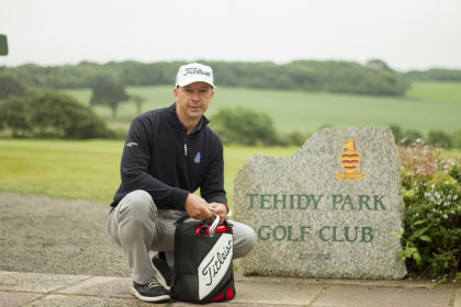 Jonathan Lamb, Foremost PGA Professional at Tehidy Park Golf Club