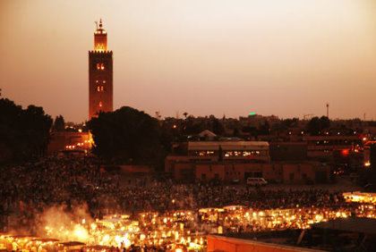 Marrakech – one of the world's must-visit tourist destinations