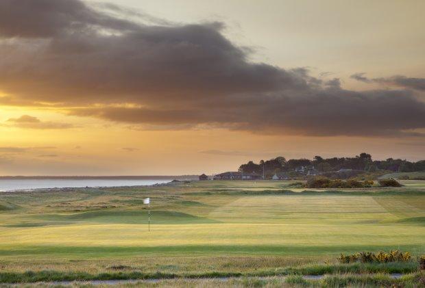 The Nairn Golf Club, Hole 2