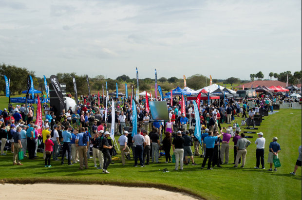 Merchandise Show Demo day 2016 (Photo by Montana Pritchard/The PGA of America)