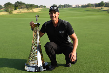 Henrik Stenson Golfer of The Year (Getty Images)