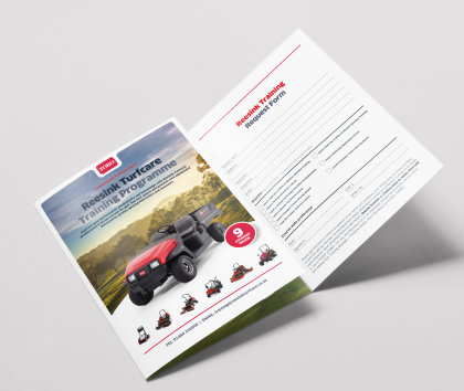 Reesink Turfcare's new bumper 16-page 2017 guide is available now