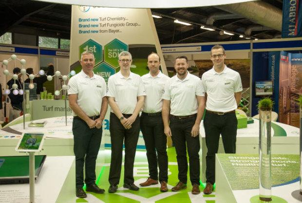 from left Greg Collins, Colin Mumford, Steve Bishop, Neil Pettican, Alan Morris