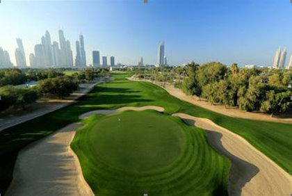 Dubai Golf Majlis Course